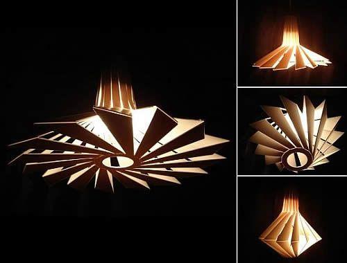 Los modelos mas recientes en lámparas - iluminación de casas 2013