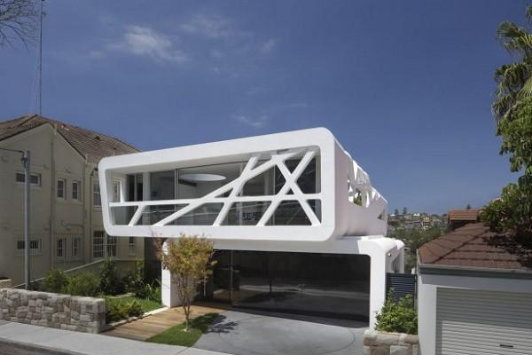 Nuevos modelo de casas con originales diseños