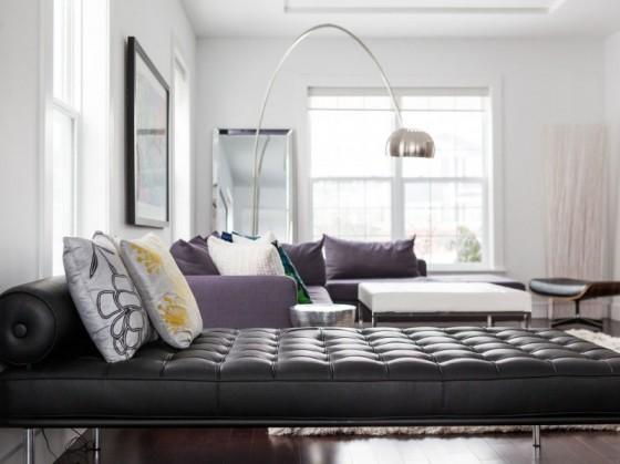 ¿Como es por dentro la casa de una decoradora de interiores profesional?
