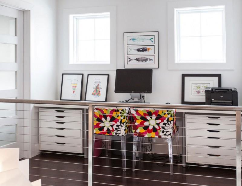 Casa de una decoradora de interiores profesional