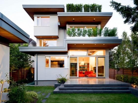 Nuevas tendencias en el acomodamiento de casas de las casas 2013