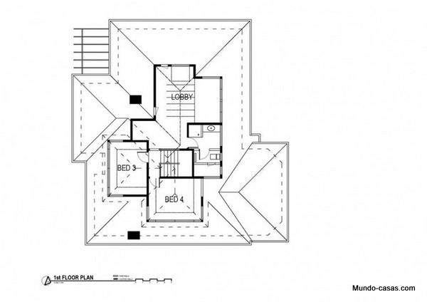 NIC OWEN ARCHITECTS - En familia con la kew house en Australia una renovación para mantenerlos unidos