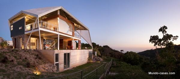 Casas modernas en el salvador - La piscucha (10)