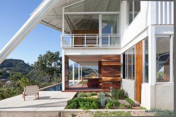 Casas modernas en el salvador - La piscucha (11)