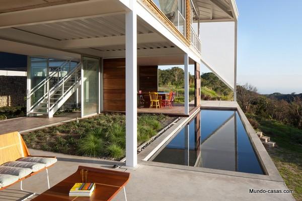 Casas modernas en el salvador - La piscucha (12)