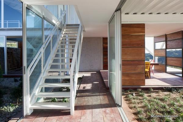 Casas modernas en el salvador - La piscucha (13)