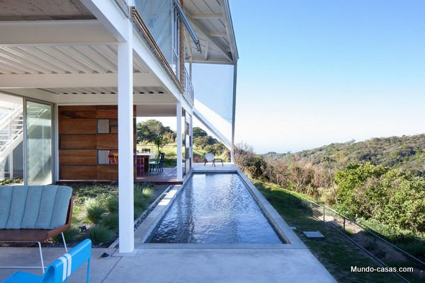 Casas modernas en el salvador - La piscucha (2)