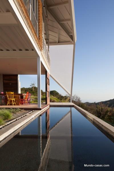 Casas modernas en el salvador - La piscucha (9)