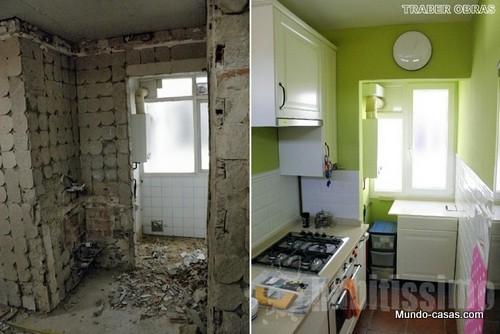 No venda su casa sin antes considerar una renovación - Antes y después