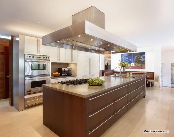 Cocinas, una de las partes mas importantes de nuestra casa