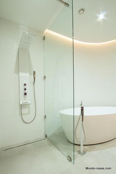 apartamento ducha