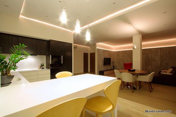 apartamento techo
