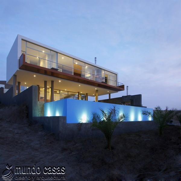 30 Casas Modernas con Diseños de Vanguardia