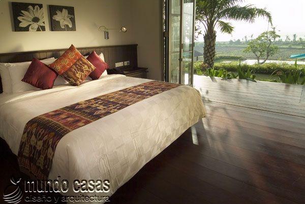 24 decoraciones de habitaciones con excelentes vistas al mar (10)