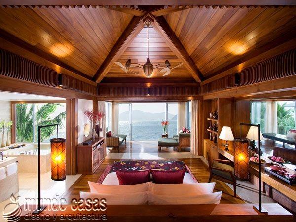 24 decoraciones de habitaciones con excelentes vistas al mar (11)