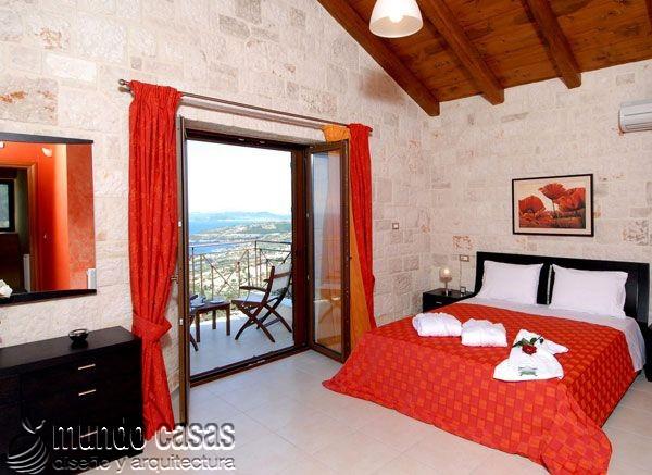 24 decoraciones de habitaciones con excelentes vistas al mar (12)