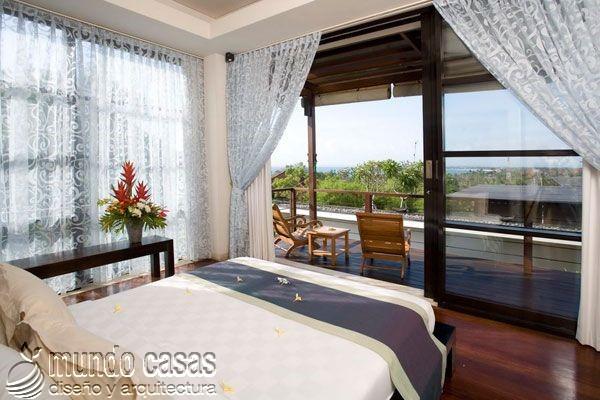 24 decoraciones de habitaciones con excelentes vistas al mar (13)
