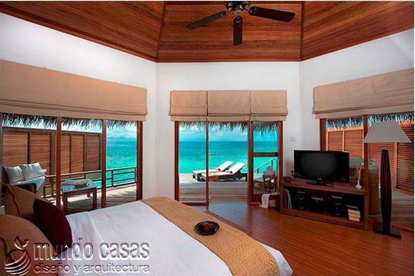 24 decoraciones de habitaciones con excelentes vistas al mar (14)
