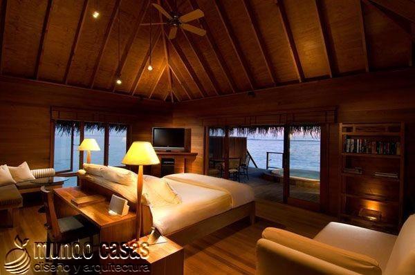 24 decoraciones de habitaciones con excelentes vistas al mar (16)