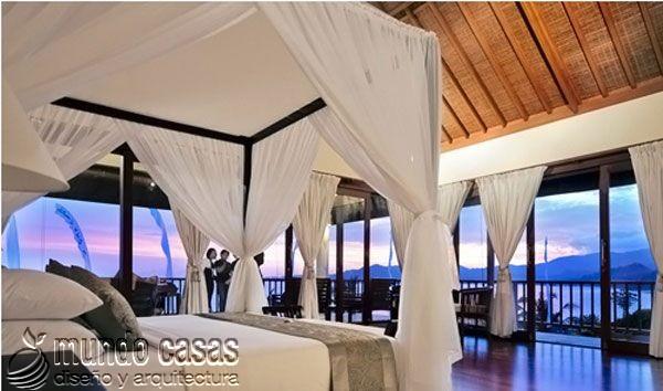 24 decoraciones de habitaciones con excelentes vistas al mar (18)