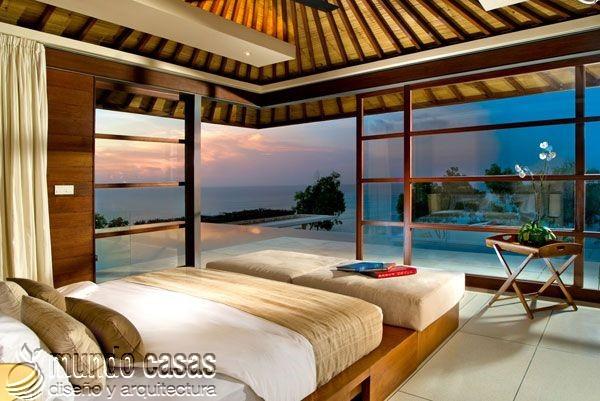 24 decoraciones de habitaciones con excelentes vistas al mar (21)