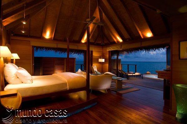 24 decoraciones de habitaciones con excelentes vistas al mar (5)