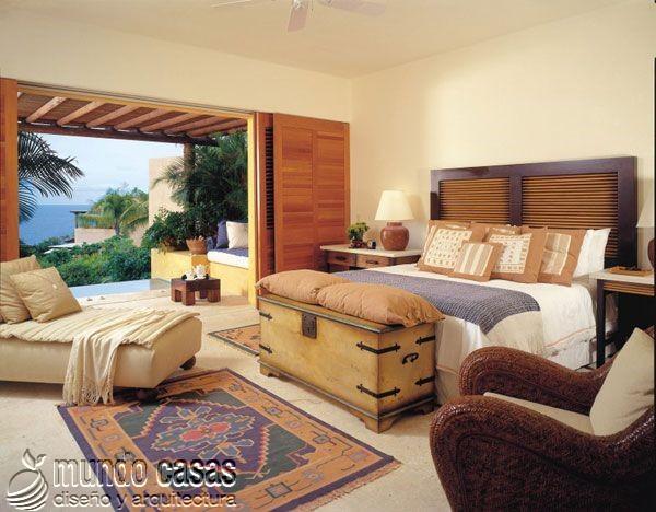 24 decoraciones de habitaciones con excelentes vistas al mar (8)