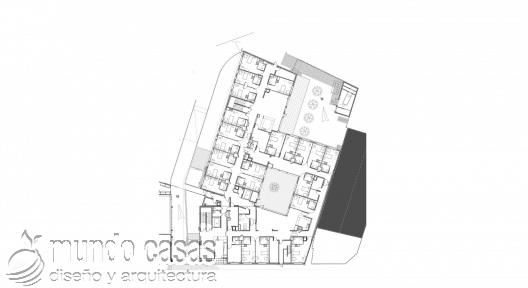 Construcciones francesas - Guardería en Cure de Notre Dame (1)