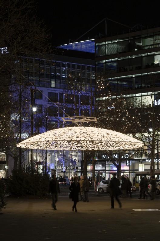 Ideas para luces de fin de año en Berlín