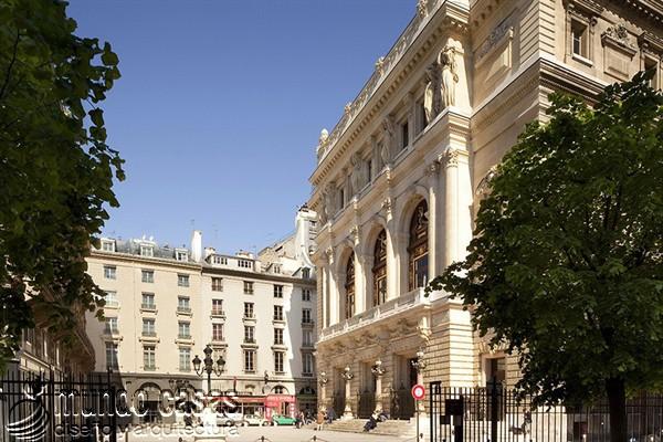 Interiores de la maison Favart hotel una joya del siglo XVIII (1)