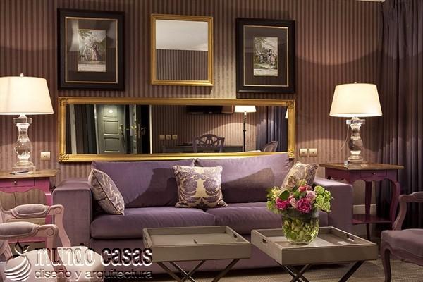 Interiores de la maison Favart hotel una joya del siglo XVIII (22)