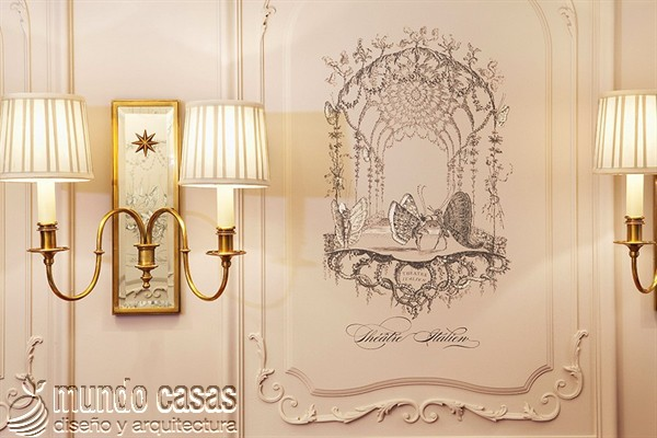 Interiores de la maison Favart hotel una joya del siglo XVIII (5)