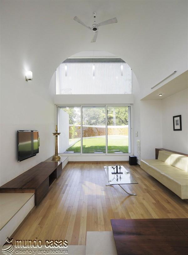 La residencia del corredor místico en Kerala India by LIJO RENY Architects (3)