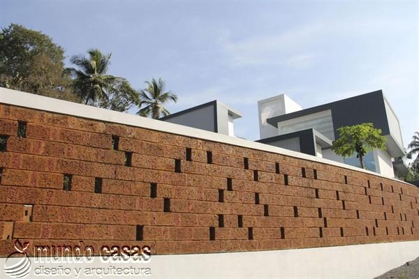 La residencia del corredor místico en Kerala India by LIJO RENY Architects (8)