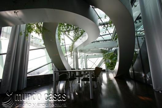 Ambientación de interiores de la Cámara de Comercio e Industria de Eslovenia (4)