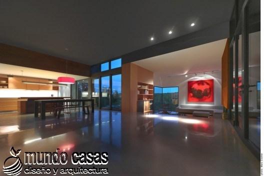 T-House por Natalie Dionne Architecture (10)