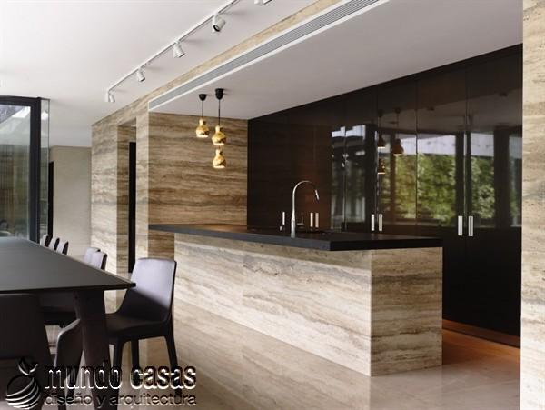 Terrenos ondulados base de una casa moderna maravillosa en Singapur (14)