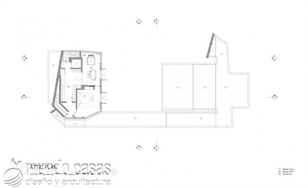 Terrenos ondulados base de una casa moderna maravillosa en Singapur (18)