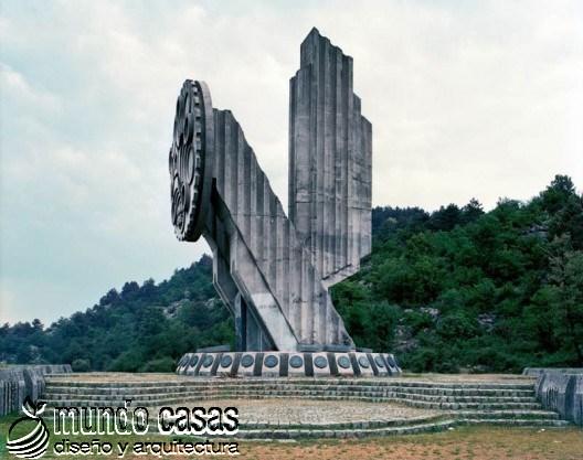 Arquitectura en los monumentos antiguos de la Ex Yugoslavia (1)