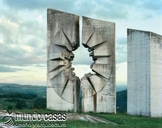 Arquitectura en los monumentos antiguos de la Ex Yugoslavia (2)