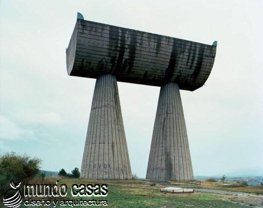 Arquitectura en los monumentos antiguos de la Ex Yugoslavia (3)