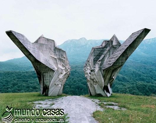 Arquitectura en los monumentos antiguos de la Ex Yugoslavia (4)