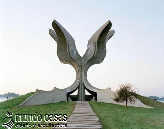 Arquitectura en los monumentos antiguos de la Ex Yugoslavia (5)