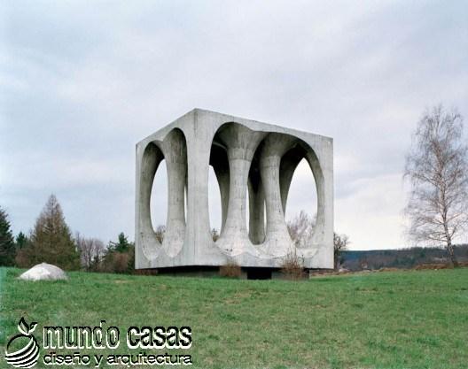 Arquitectura en los monumentos antiguos de la Ex Yugoslavia (6)