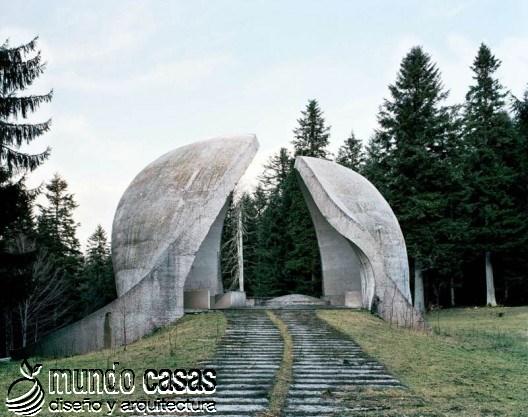 Arquitectura en los monumentos antiguos de la Ex Yugoslavia (7)