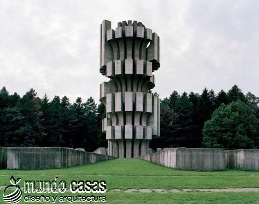 Arquitectura en los monumentos antiguos de la Ex Yugoslavia (8)