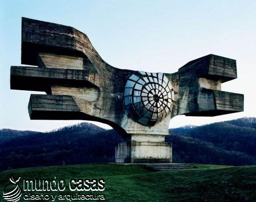 Arquitectura en los monumentos antiguos de la Ex Yugoslavia (9)