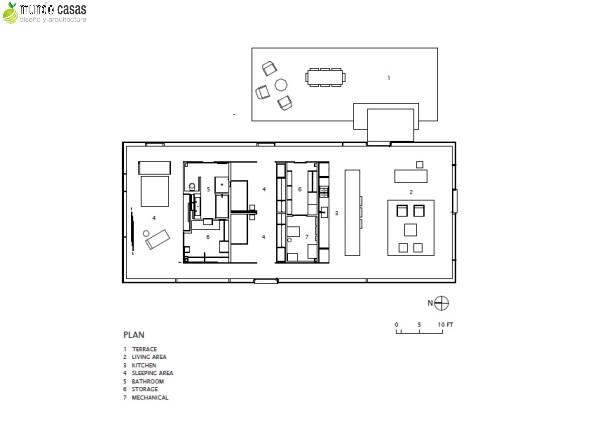 Casa de huéspedes LM por arquitectos Desai-Chia (10)
