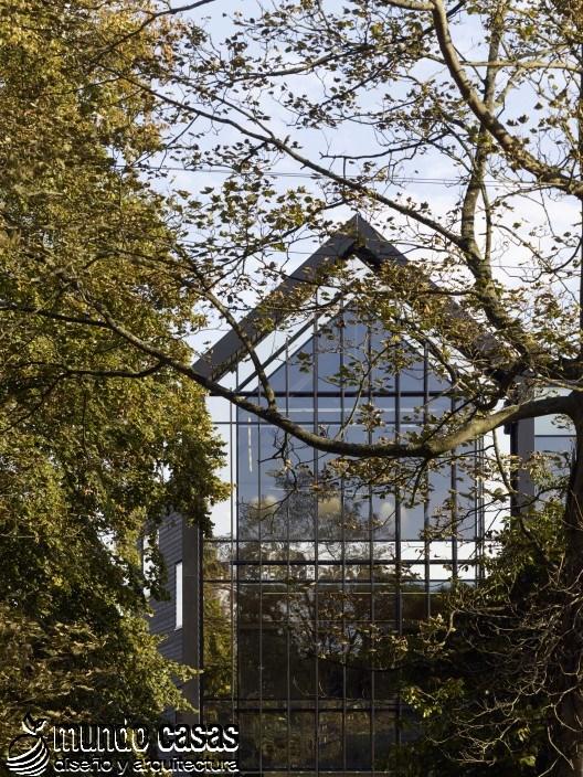 Edificio de artes en la universidad City College en Norwich por BDP arquitectos (5)