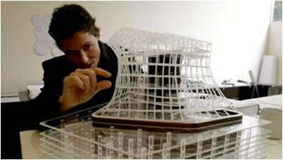 El museo Soumaya, la fusión de arte y arquitectura , la opinión de fernando Romero